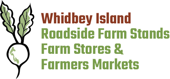 Whidbey Island Roadside Farm Stands, Farm Stores, and Farmer's Markets